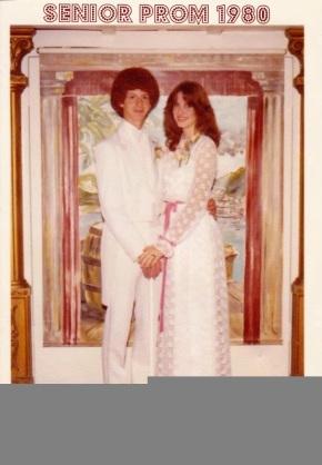 Dunlap High Prom 1980